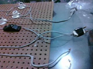 Circuito Electrico Simple Como Hacerlo : Como hacer un circuito electrico basico