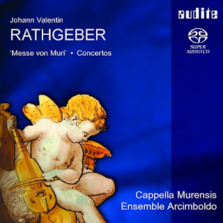 Johann Valentin Rathgeber: Messe von Muri & Concertos
