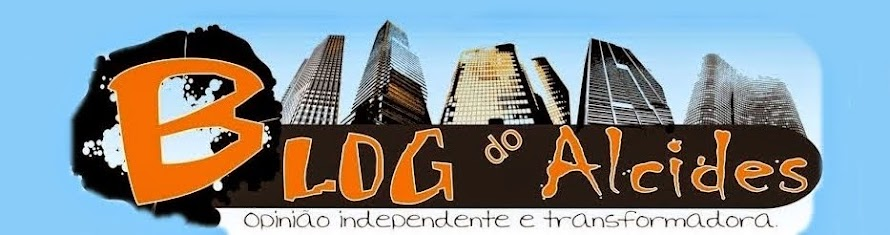 Blog do Prof. Alcides Oliveira