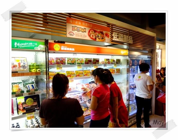 台南景點推薦-黑橋牌香腸博物館-販賣部