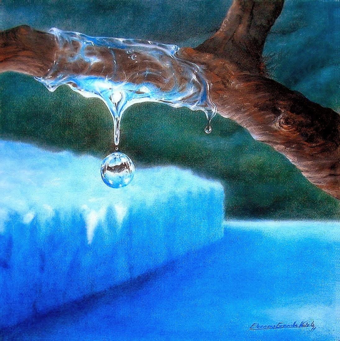 Azul Infinito -Ser es desprenderse