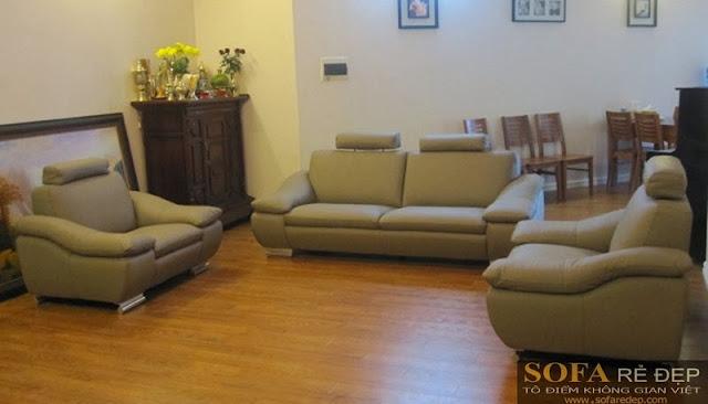 Sofa băng dài D024