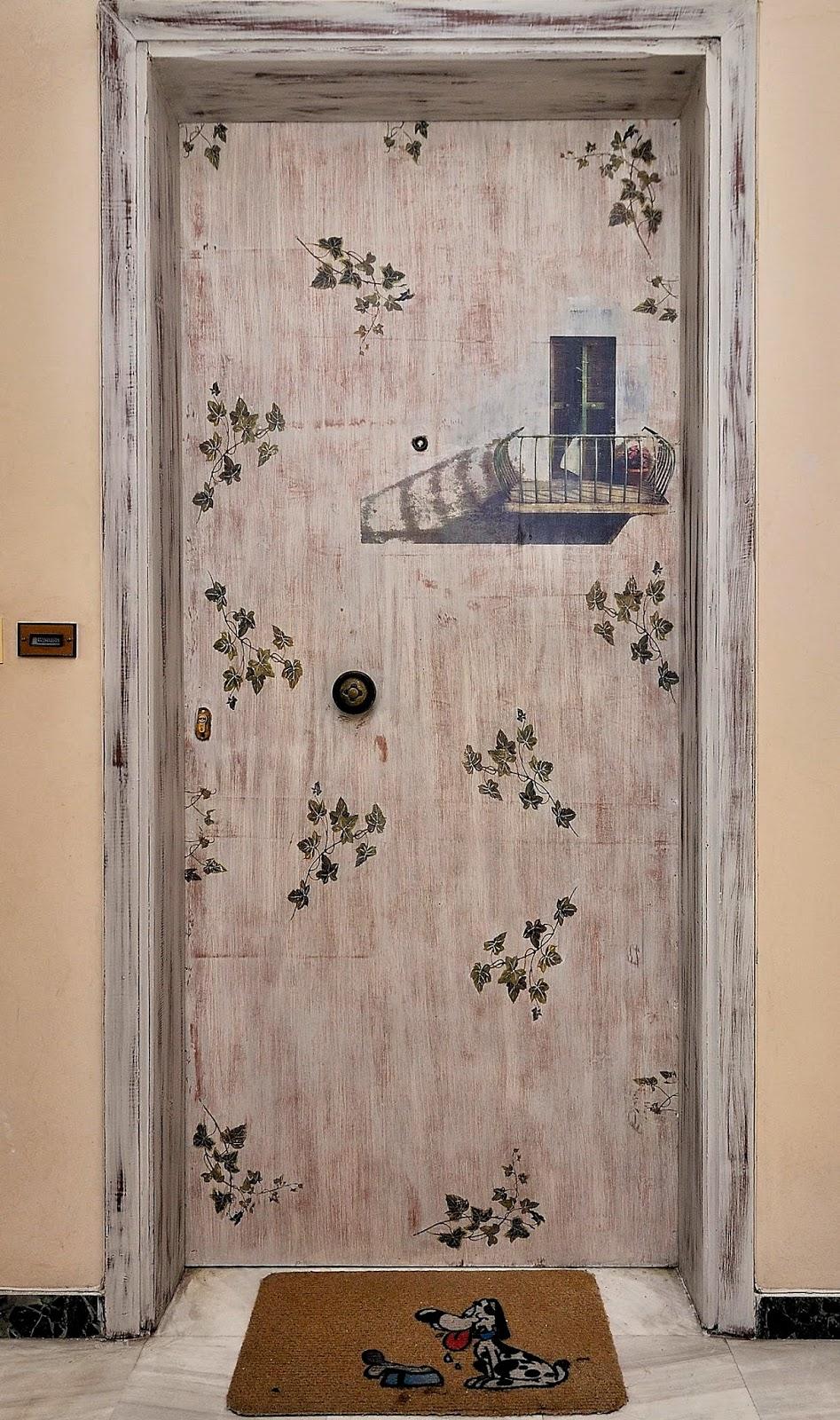 Βαφη πορτας αντικε