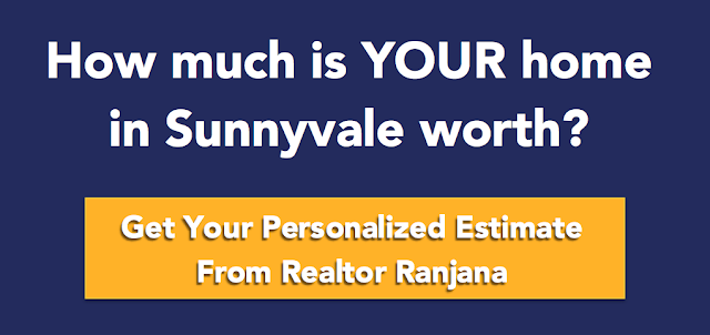 How much is your home in Sunnyvale CA worth? Don't rely on automated online estimates. Get your personalized estimate from Realtor Ranjana before your put your Sunnyvale home on sale.