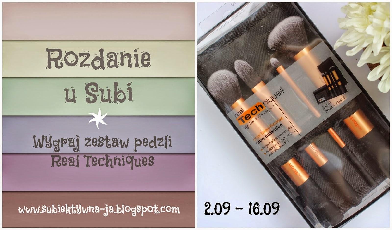 Subiektywna rozdaje pędzle :) do 16.09.
