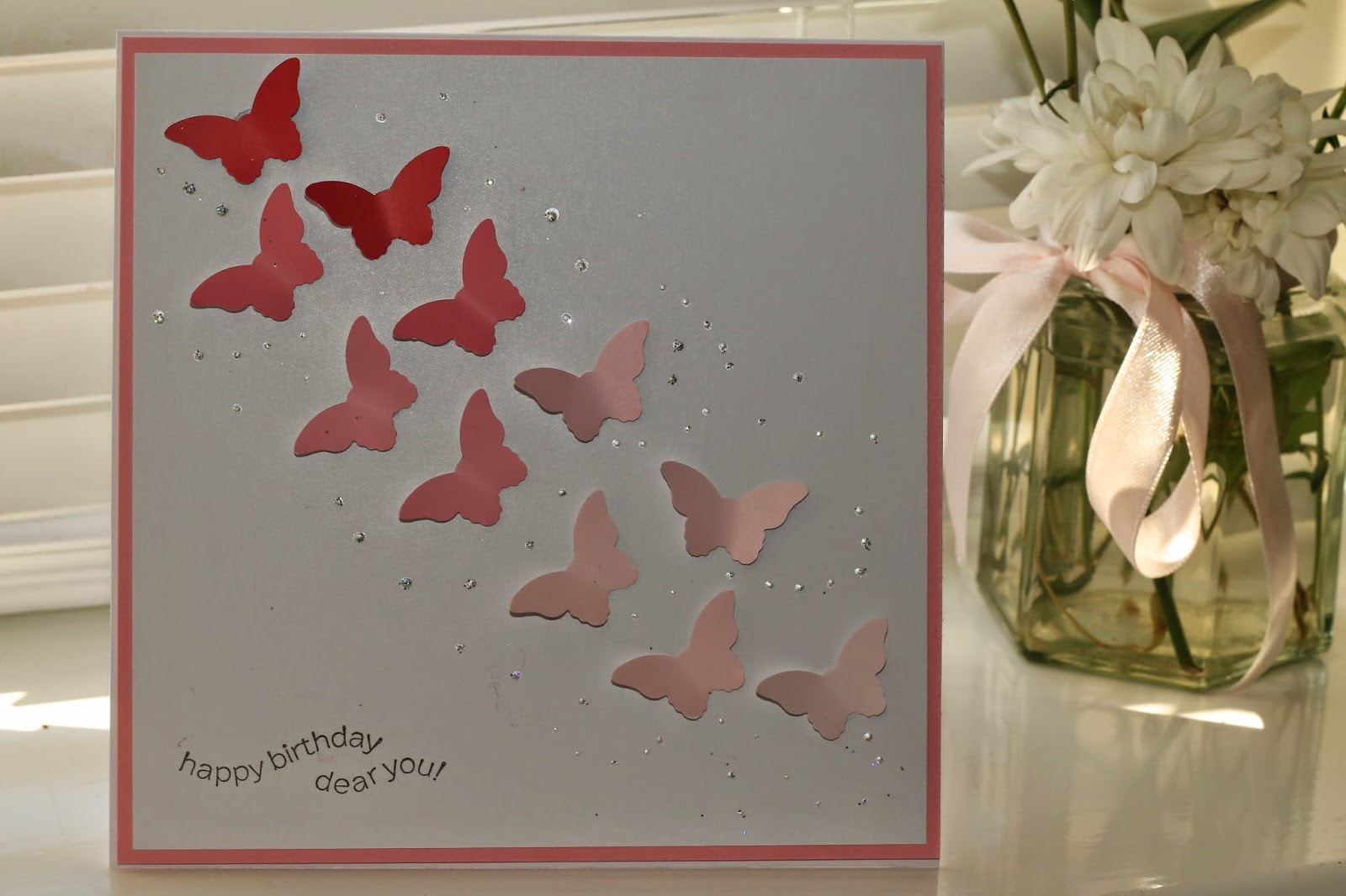 Stampin' Up Butterfly Punch