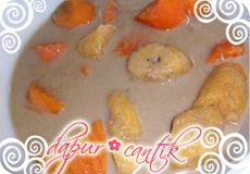 Gambar Masakan Kolak Ubi Manohara Campur Pisang Dapur Cantik