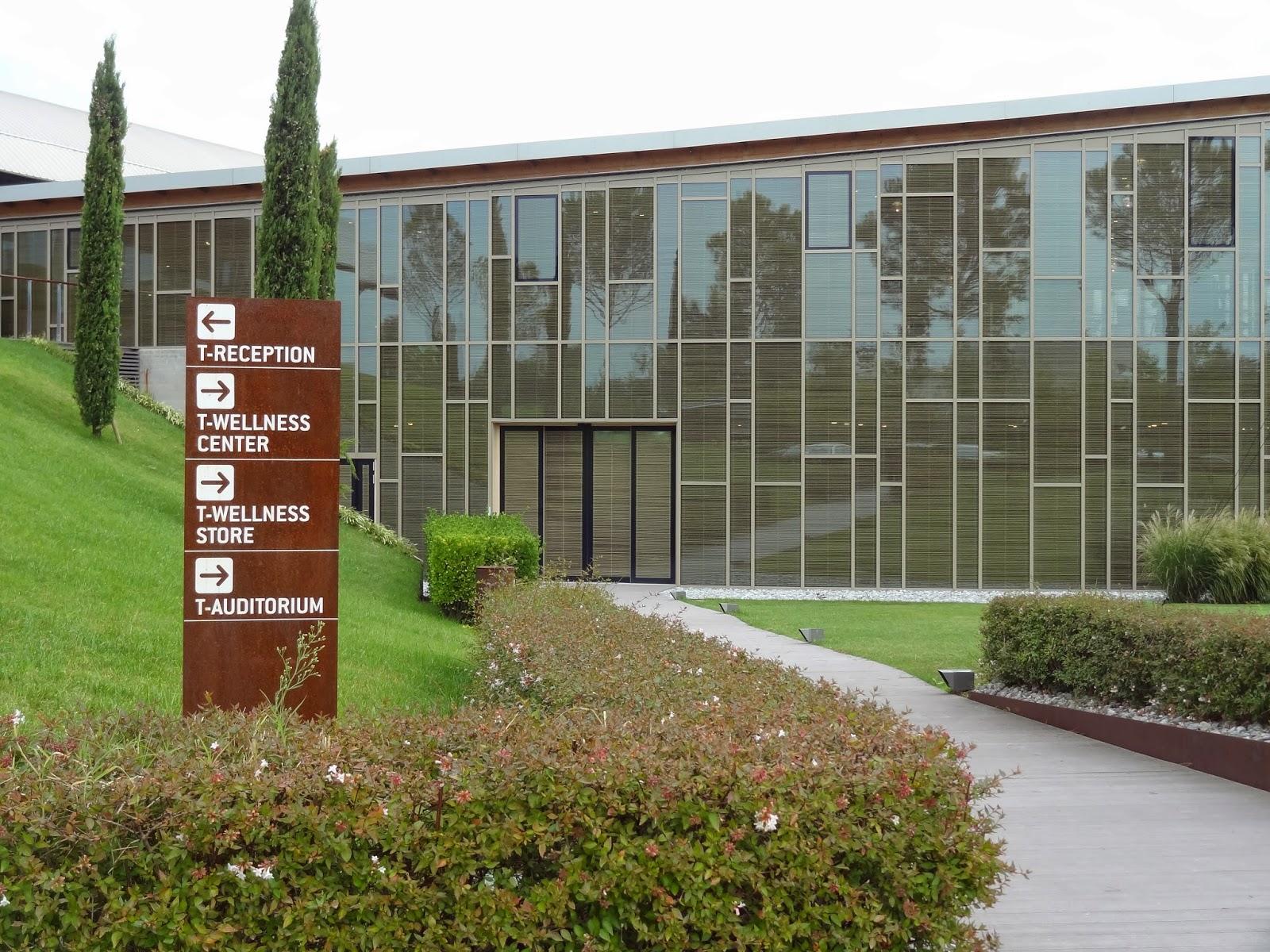 Technogym Wellness Village Valley Cesena