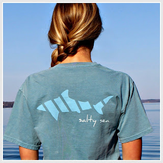 Salty Sea clothing