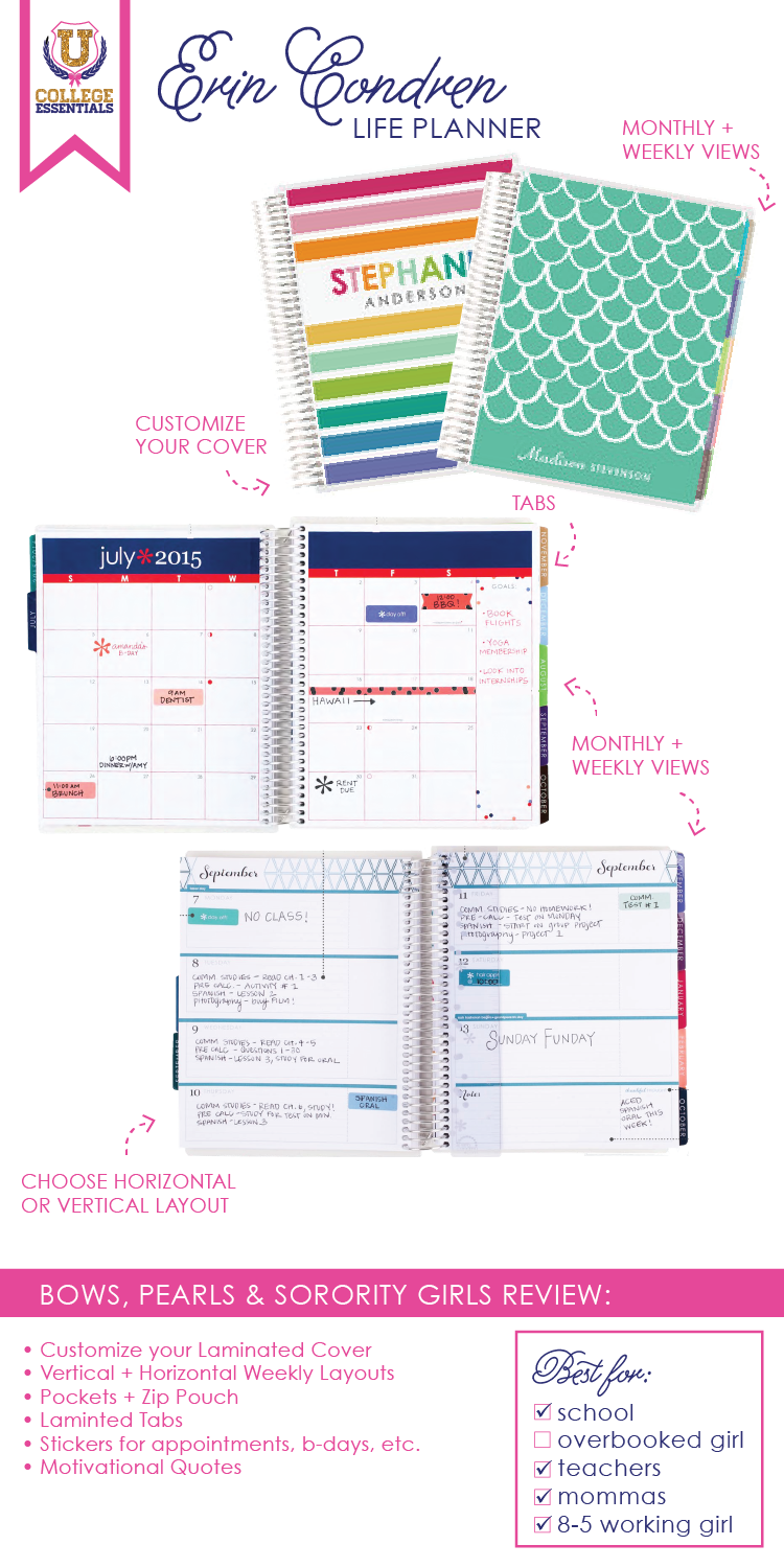 life planner teacher lesson planner accessories