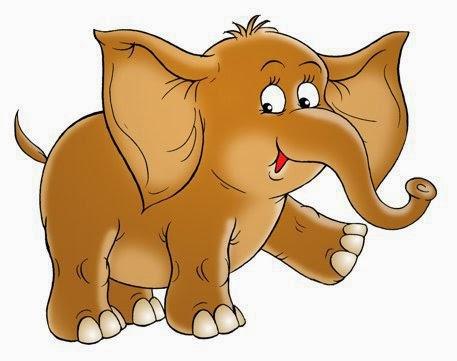 ما هو اسم صغير الفيل ؟