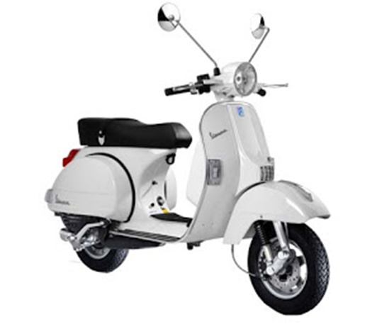 Vespa Px 150 With Several Of Sophistication