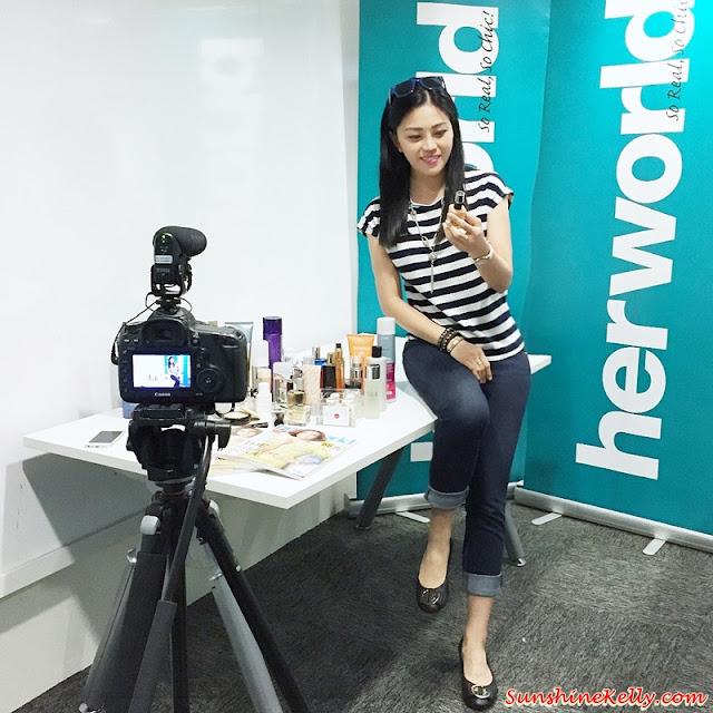 Her World Beauty Awards Judges, Her World Magazine, Her World, Her World Beauty Awards 2015, Her World 55th Anniversary, KL Tower, HWBA2015, Her World Malaysia, Beauty Awards Judges, Beauty Magazines, Women Magazines