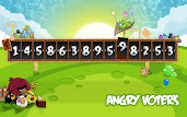 #20 Angry Birds Wallpaper
