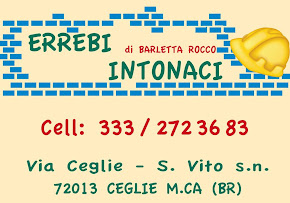 ERREBI INTONACI