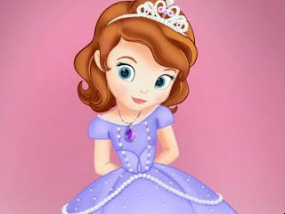 Sofia the first colours
