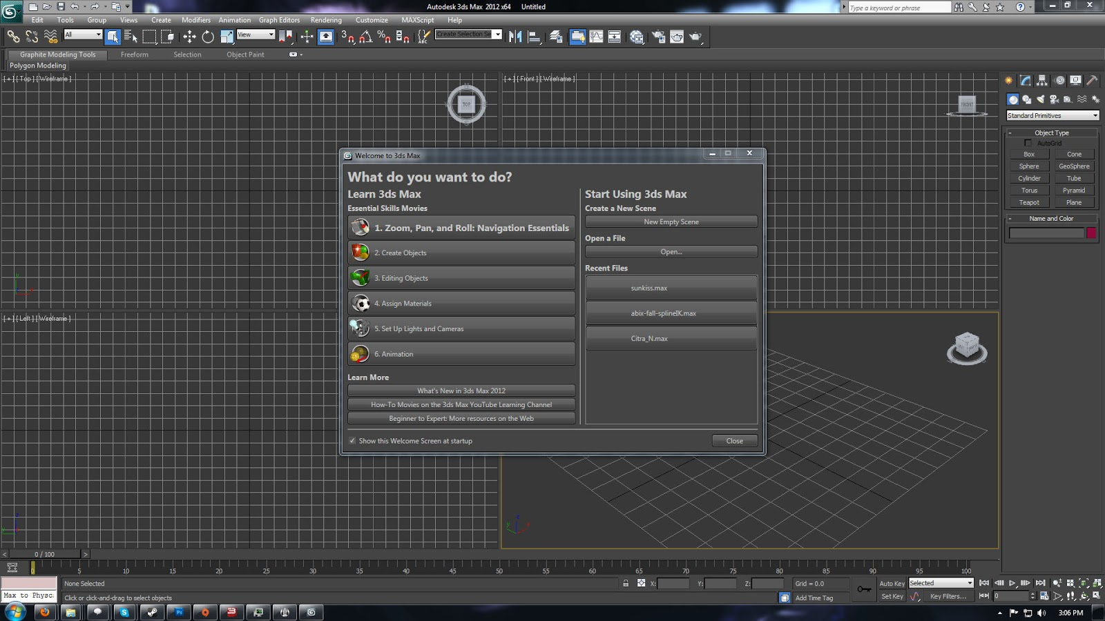 Actorx importer for 3ds max