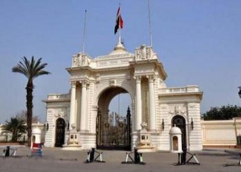 إصابة سيدة في انفجار عبوة بدائية أمام قصر القبة