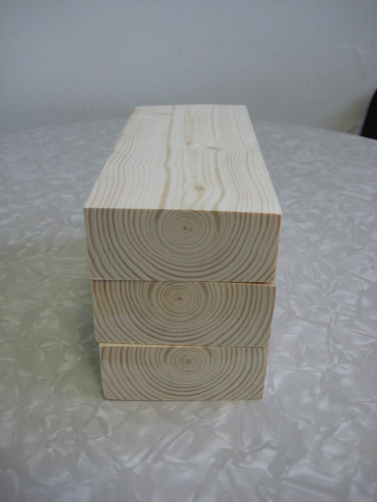 Botanical Bricks Diy Wood Stain