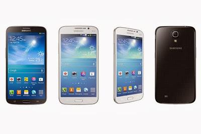 Smartphone Samsung Galaxy Mega