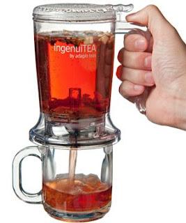 ingenuiTEA Loose Leaf Tea Teapot — A Modern Mrs.