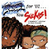 Fresh for '01 . . . You Suckas: The Boondocks by Aaron McGruder