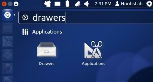 unity drawers