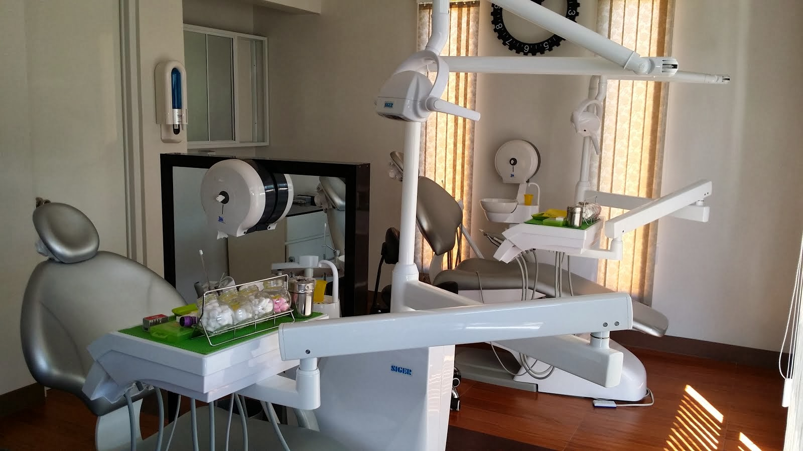 Cavite Ortho and Implant Treatment Area