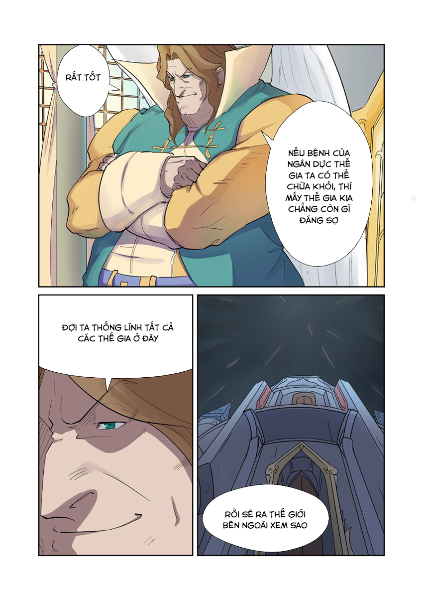 Tales of Demons and Gods chap 160 page 7 - IZTruyenTranh.com