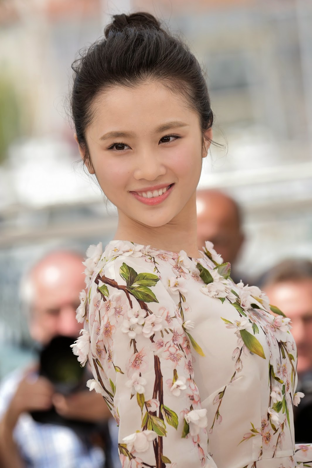 Coming Home-Gu Lai, Cannes, Cannes Festival, Cannes Film Festival, Chinese Actress, Entertainment, Film, Film Festival, France, Hollywood, Hollywood Actress, Showbiz, Zhang Huiwen, Zhang Huiwen Photo,
