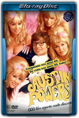 Austin Powers - 000 Um Agente Nada Discreto Torrent Dublado
