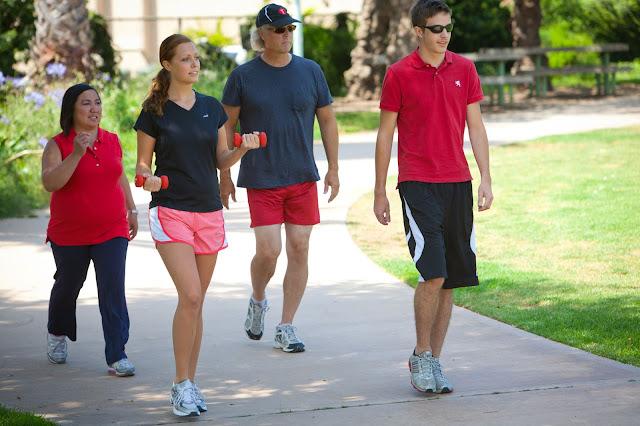 Manfaat Latihan Ringan Untuk Kesehatan Kaki Anda