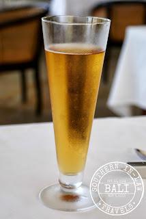 The Viceroy Bali, Ubud Review - CasCades Restaurant - Bintang