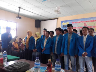PMII STAI Al-Khairat Mengajak Aktivis Back to Campus