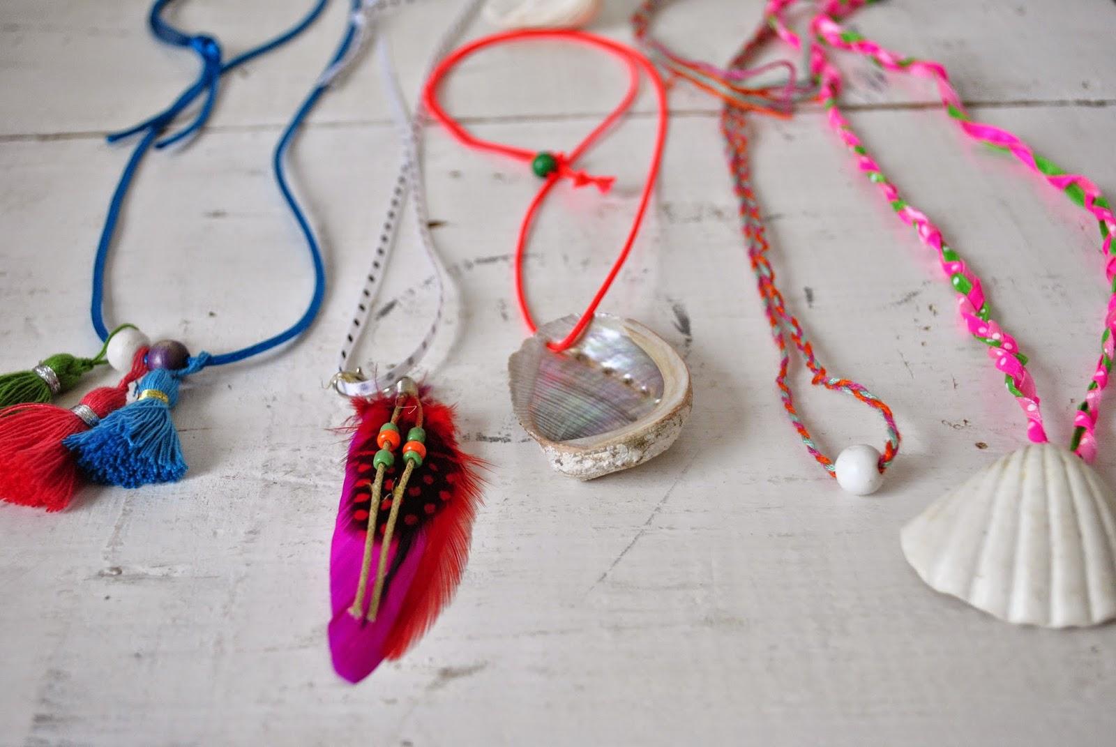 diy for moodkids necklace