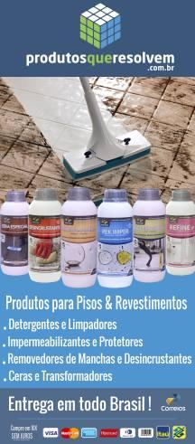Produtos Pisoclean