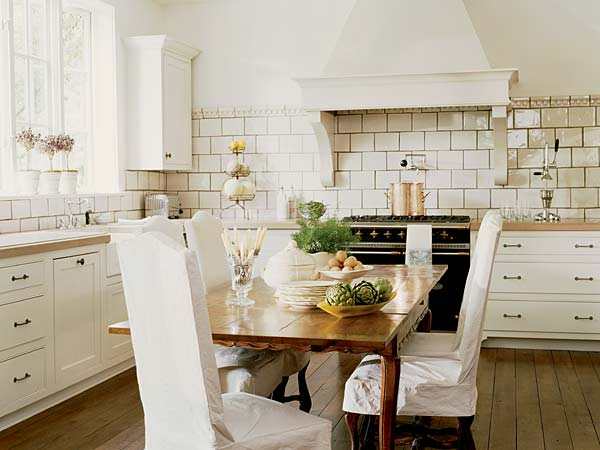 Modern country kitchen designs home interior designs and for Modern french country design