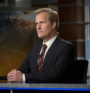 Jeff Daniels in HBO's 'The Newsroom', which has been renewed