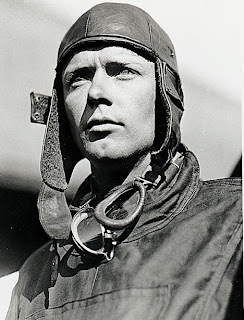 Charles Lindbergh-Pilot Famous in The United States