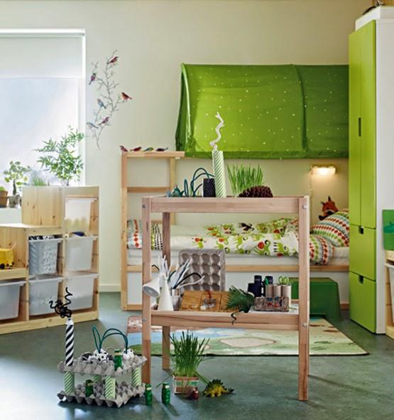 Desde my ventana - Ikea mobiliario infantil ...