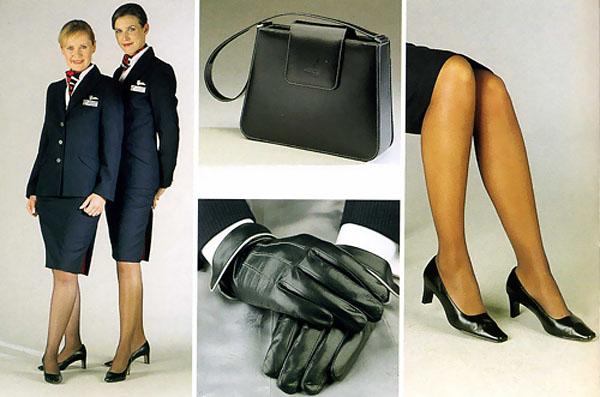 uniforme british airways