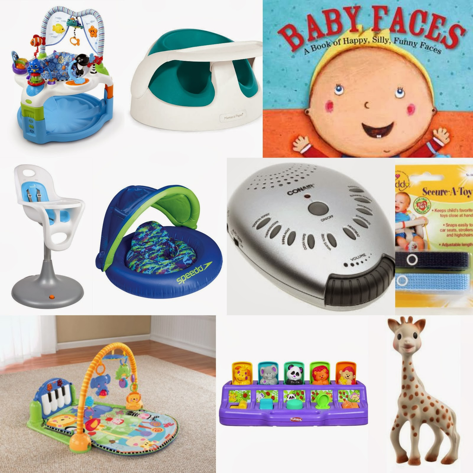 Must Have Baby Products {3-6 months} - Mandi Moore