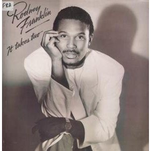 Cover Album of Rodney Franklin - It Takes Two (1986)