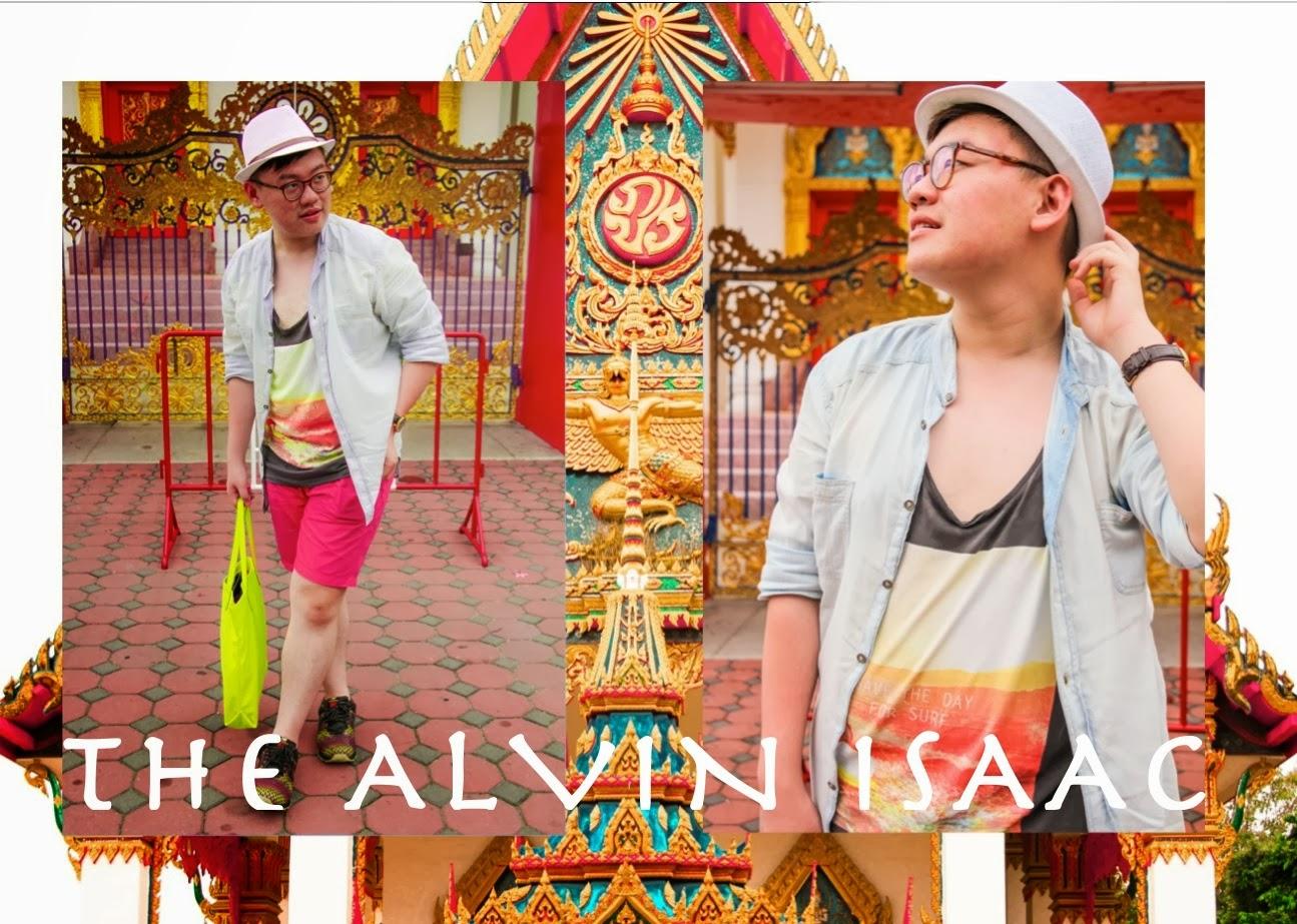 Alvin Isaac Chan