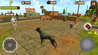 Screenshots of the Doggy dog world for Android tablet, phone.