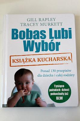 Bobas Lubi Wybór - Metoda żywienia BLW