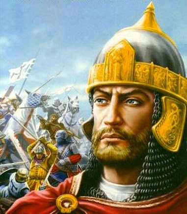 Смелые и сильные воины часто уподоблялись турам