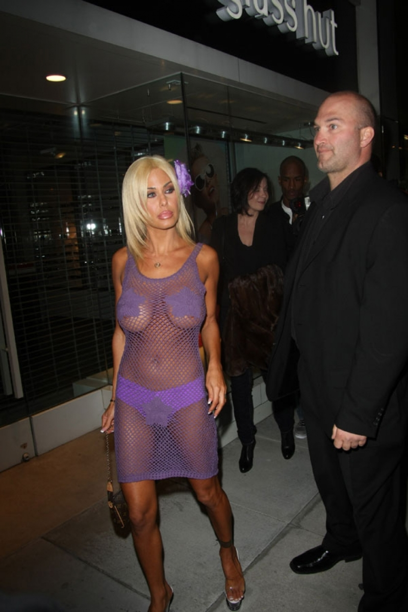 Understand you. See through shauna sand