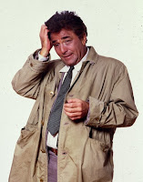 Teniente Columbo Colombo Peter Falk Trench Coat Gabardina