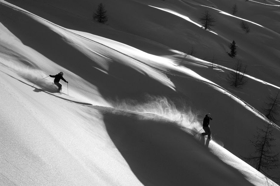 The 30 Most Astounding Skiing Sports Pictures